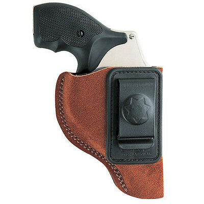 """Bianchi 10382 Model 6 Waistband Holster Right Hand Ruger SP101 2-3"""" SZ 02"""