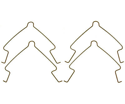 Brake Pad Drag Reduction Clip-R-Line Disc Rear Raybestos H6054