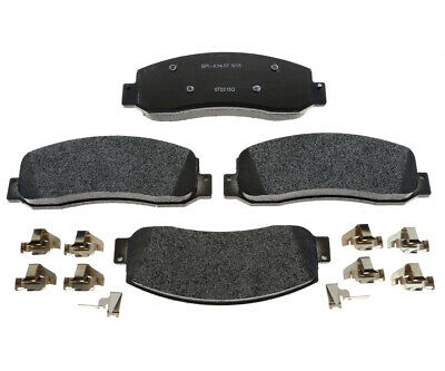 New QuietCast Disc Brake Pad Set Front BP1252 4514210010 for Smart Fortwo