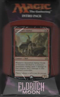 NEW Magic The Gathering Eldritch Moon Untamed Wild Intro Pack SEALED