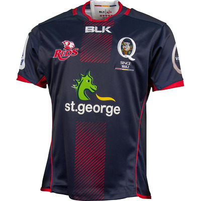 Queensland Reds 2016 Away Jersey 'Select Size' S-5XL BNWT