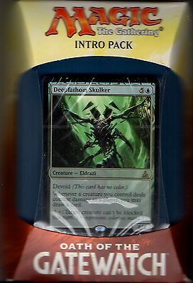 NEW Magic The Gathering Oath of the Garewatch Twisted Reality Intro Pack SEALED