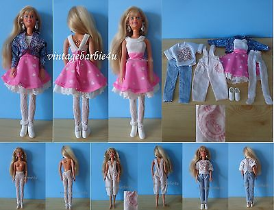 Vintage Hasbro Maxie Doll #8210 Clothes Lot - Tressy Hair That Grows Style