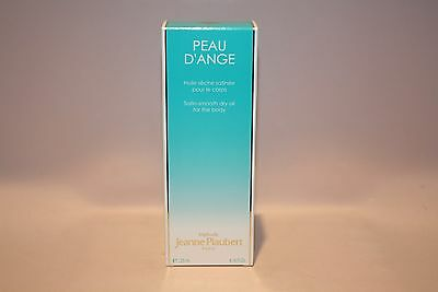 Jeanne Piaubert Peau D'ange Satin-Smooth Dry Oil For The Body 125Ml