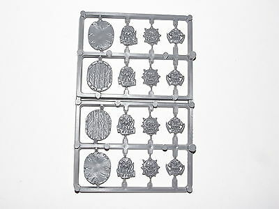Orc Shield Sprue. 1998. Cr