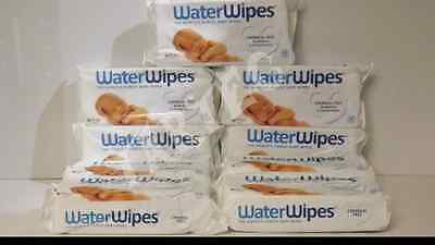 WaterWipes Sensitive Baby Wipes, Natural and Chemical-Free, 9 x 60 ( 540 Wipes)