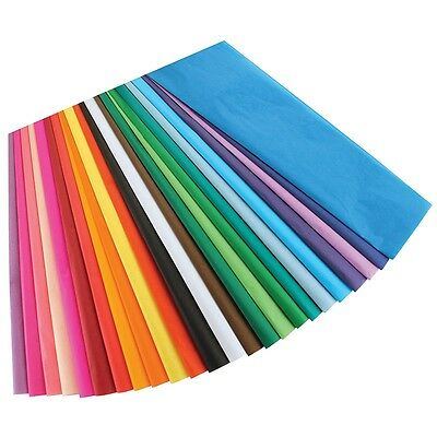 CHEAPEST ON EBAY - Tissue Paper Sheets Any Colour High Quality 50cmx35cm