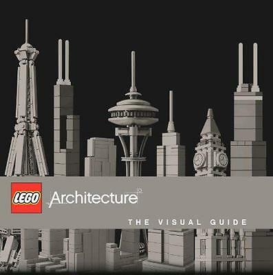 Lego Architecture The Visual Guide Hardback Book Kids Learning Toys Games