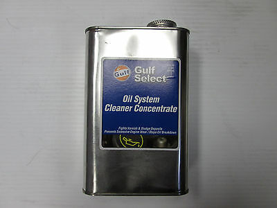 Gulf Select Oil System Cleaner Concentrate