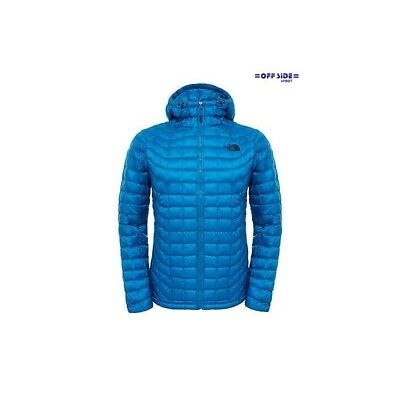 North Face Giacca Thermoball Banff Blue