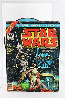 Star Wars Oversized Comic 1 Marvel Special Edition