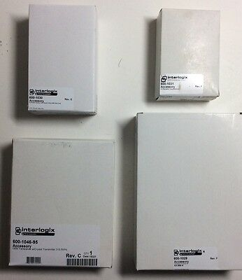 Ge/interlogix Repeater Kit W/daughter Board & Power Supply Security  Alarm