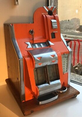 Slot Macchine 1930 Mills Funzionante E Originale No Coca Cola Jukebox Flipper