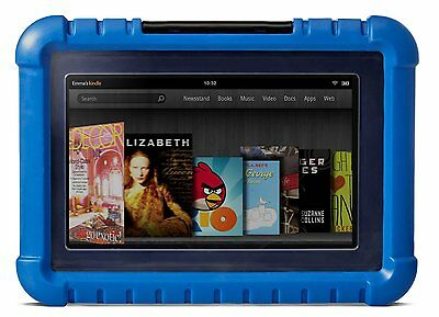 Fisher Price Kid-Tough Apptivity Case for Kindle Fire, Blue (will not fit HD's)