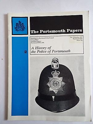 History of the Police of Portsmouth (reprint 1983)