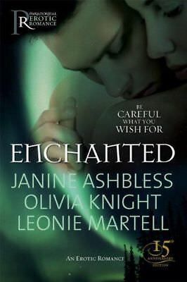 Enchanted: Erotic Fairy Tales by Ashbless, Martell & Knight . . . . Black Lace