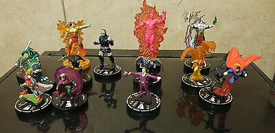 Heroclix Lot 38 Rare and Valuable Pieces