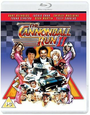 The Cannonball Run II [Dual Format Edition - DVD & Blu ray] NEW & SEALED