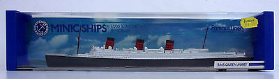Minic Ships RMS Queen Mary M703 Hornby / Triang 1:1200 Scale BNIB