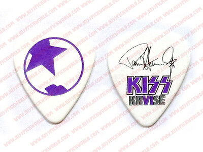 2016 KISS KRUISE VI Paul Stanley Ikon Guitar Pick