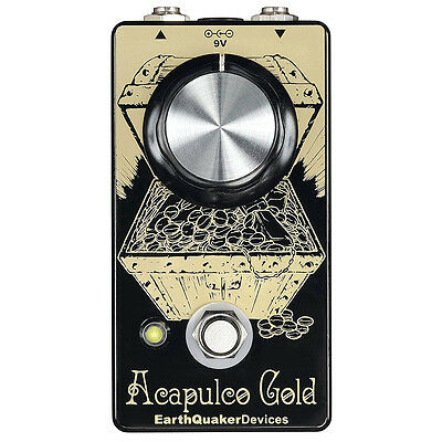 EarthQuaker Devices Acapulco Gold V2 Distortion Guitar Effects Pedal Stompbox