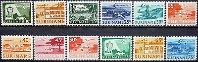 Surinam Stamps - Surinamese images - MNH.