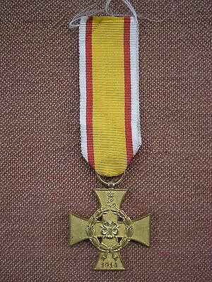 Ww1 Lippe-Detmold War Merit Cross