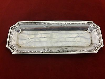 Gorham Sterling Silver Butter Dish Tray 5000B please read discrption