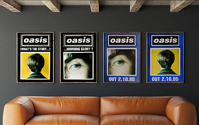 Oasis What's the story...? Morning Glory Poster bundle - Collectors set!