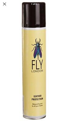 Fly London Leather Unisex-Adults' Protection Clear Leather Care Spray Protector
