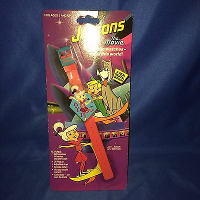 1990 JETSONS The Movie Collectible Watch~NEW~