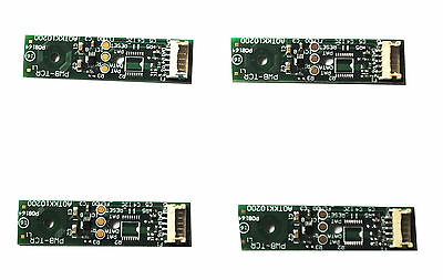 4x Developing Unit  Reset Chip for Konica Minolta Bizhub C452 C552 C652 CMYK