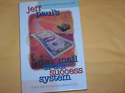 Jeff Paul's 18 Easy Steps To Mail Order Success