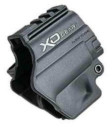 Springfield Armory XD3500PH1 XD Gear Paddle Holster Right Hand Black Fits All XD