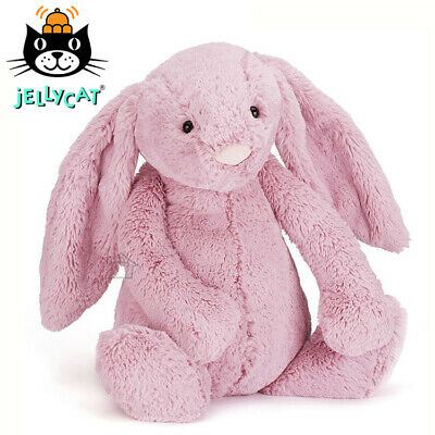 NEW Jellycat REALLY BIG 73cm Bashful Tulip Pink Bunny Toy Rabbit Biggest