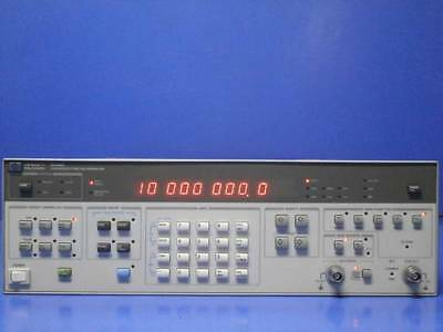 HP Agilent 3325B Synthesizer/Function Generator, cant return