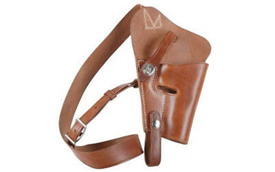 "El Paso Tanker Holster Right Hand Russet 5.5"" Colt SAA 5.5"" Leather TC5RR"