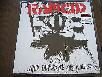 Rancid - And Out Come The Wolves (1995) - Lp Reissue Epitaph 2015 Mint Nuevo