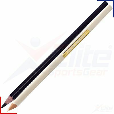 Peradon Snooker Pool Cloth Baulk Marking Pencils - Black or White