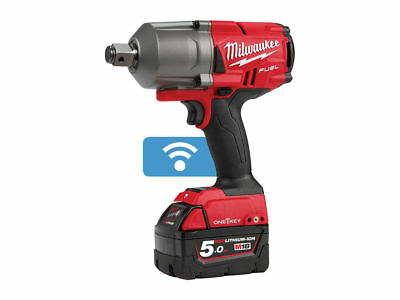 Milwaukee Fuel™ 3/4in Friction Ring Impact Wrench 18 Volt 2 x 5.0Ah Li-Ion