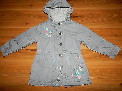 NEXT girls pretty autumn spring coat 2-3 years *I'll combine postage