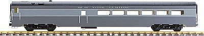 Accucraft  AL34-334 Diner Car, New York Central, grey, limited edition, 1:32
