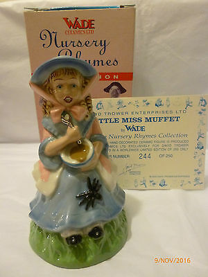 Wade David Trower Little Miss Muffet With Box