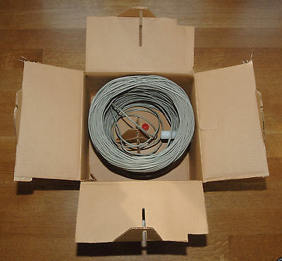 AT&T 4 Pair 24 AWG Cable - 640 Feet