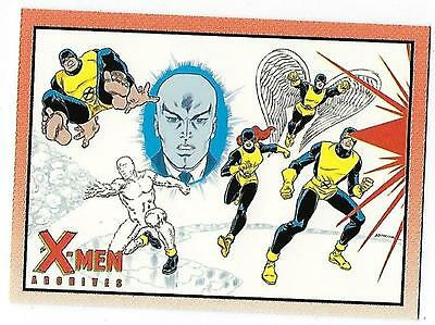 X-MEN Archives PROMO Card # P1.