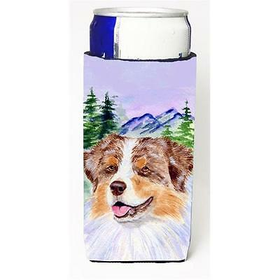 Carolines Treasures Australian Shepherd Michelob Ultra s For Slim Cans 12 oz.