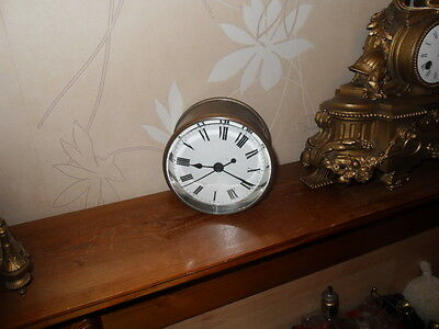 coventry                   astral 852 brass clock • £100.00