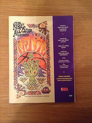 NBA All Star Game Programme: Phoenix Basketball