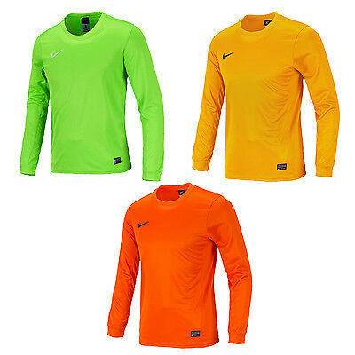 Nike Youth Junior Park V Football Jersey Long Sleeve Training Top  L/S Shirts