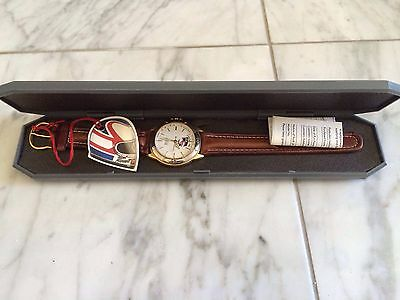 Nigel Mansell Zeon Watch F1 Indy 500 CART